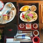 日本料理 北乃路 - 和膳朝食 ¥3000
