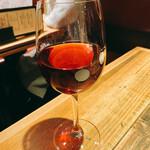 nico - グラスワイン赤 ハッピーアワー適用で500円→250円