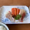漁師の店 - 料理写真:「刺身定食」1,200円