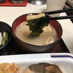 タブチ - お味噌汁