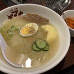 焼肉・冷麺ヤマト 北上店 - 料理写真:冷麺 別辛