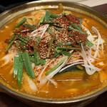 焼肉・冷麺ヤマト 北上店 - プテチゲ
