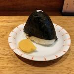 広島ラーメン たかひろ - 梅むすび