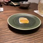 Tokyo Chinese Ichirin - からすみ