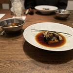 Tokyo Chinese Ichirin - 上海蟹の紹興酒漬け