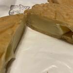 田中家 - チーズの断面