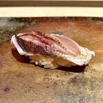144832580 - カマス(京都)〜飾り包丁と炙りが食欲を唆る。