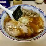 144832734 - 「ラーメン 並、麺柔らかめ」600円
