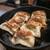 鉄なべ - 焼き餃子