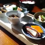 かぶと湯温泉 山水楼 - 料理写真:料理