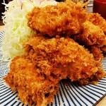 144843934 - カキフライ定食