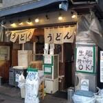 144845028 - 五反田駅からチョロチョロの湘南新宿ライン高架下斜め45度あたり