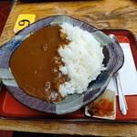 千本屋 - ディアカレー(1,100円)