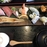 寿司ダイニングAYAMACHI - 山村 1800円