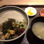 washokubaruhareruya - 海鮮山かけ丼 700円税込