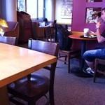スターバックス・コーヒー - 3階の店内