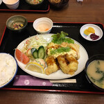 Keinohamanosato - 但馬鷄南蛮定食