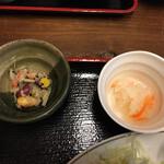 Keinohamanosato - 小鉢