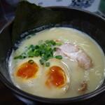 葵亭 - 料理写真:たまごラーメン