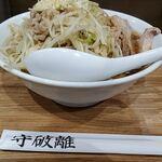 144857715 - 破 醤油・ニンニク