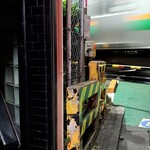のスた - その他写真:東海道線が通過すると揺れる~