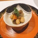 蕎麦割烹  倉田 - 五色豆