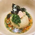 蕎麦割烹  倉田 - 揚げ蕎麦ガキ