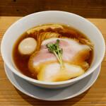 麺屋鈴春 - ☆【麺屋鈴春】さん…醤油味玉ラーメン(≧▽≦)/~♡☆