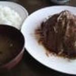 junjun - 熱川高原ポークロース焼き定食