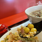 北京 - 料理写真:ほくほく銀杏