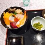 和洋折衷メイスイ - 海鮮丼