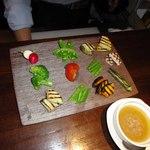 Jyozo - 夏野菜のバーニャカウダ