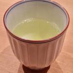 天ぷら 京星 - お茶