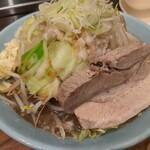 仙臺 自家製麺 こいけ屋 - 料理写真:煮干豚そば