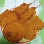 田中屋肉店 - 料理写真:
