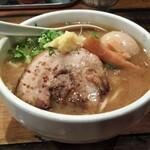 麺匠 るい斗 - 料理写真:味玉味噌