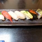 つばさ寿司 - 美味しいです♪
