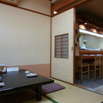 つばさ寿司 - こじんまり~