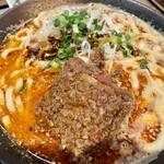janrunitorawarenaiinshokutensekandoraifu - スパイシー担々麺