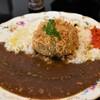 とん唐てん - 料理写真:カツカレー&カツカレー