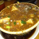 堂山食堂 - こぼし麻婆豆腐