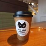 ねこねこファクトリー - コーヒー