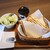 ねこねこファクトリー - 料理写真:ホットサンド