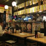 Ebizu - 店内