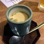 Ebizu - お通しの茶わん蒸しは無料なのか高額なのか?