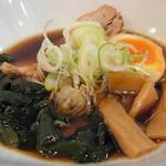 元祖 中華つけ麺 大王 - 『つけ麺』のつけダレ。