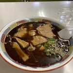 Hachiya - しょうゆラーメン¥800。(濃いめ)