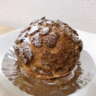 パティスリーモンタンベール - 料理写真:塩クッキーシュー