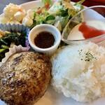 ご飯屋CAFE ネコチャンチ - 日替わりランチ
