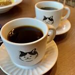 ご飯屋CAFE ネコチャンチ - コーヒー